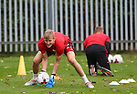 Jake Eastwood during the Sheffield Utd training session at the Shirebrook training complex, Sheffield. Picture date: 2nd September 2016. Picture Simon Bellis/Sportimage