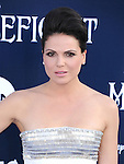 "Lana Parrilla attends The World Premiere of Disney's ""Maleficent"" held at The El Capitan Theatre in Hollywood, California on May 28,2014                                                                               © 2014 Hollywood Press Agency"