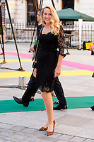 Jerry Hall at the Royal Academy of Arts Summer Exhibition 2015 at the Royal Academy, London. <br /> June 3, 2015  London, UK<br /> Picture: Dave Norton / Featureflash
