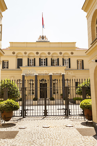 Dutch Embassy, Palais de Hollande, Istiklal Caddesi, Beyoglu, Istanbul, Turkey  May 2015.<br /> CAP/MEL<br /> &copy;MEL/Capital Pictures /MediaPunch ***NORTH AND SOUTH AMERICA ONLY***
