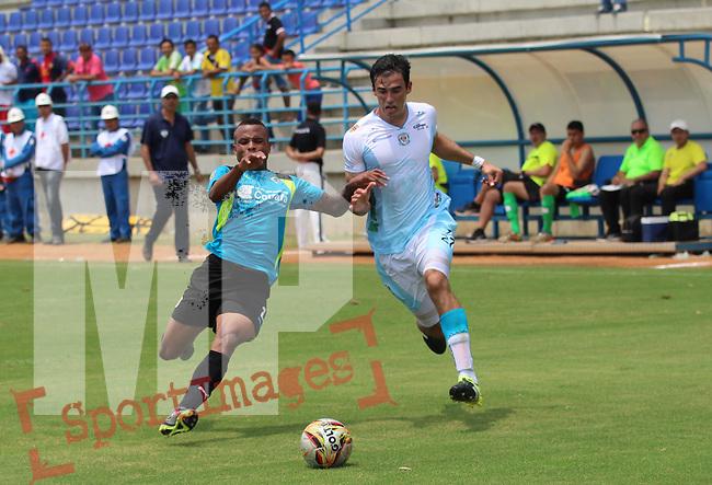 Jaguares igualó de local 1-1 contra La Equidad. Yovanny Arrechea marcó su gol 100, en partido válido por la fecha 11 de la Liga Águila I-2016