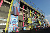General view of Twickenham Stadium ahead of Match 26 of the Rugby World Cup 2015 between England and Australia - 03/10/2015 - Twickenham Stadium, London<br /> Mandatory Credit: Rob Munro/Stewart Communications