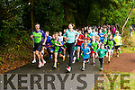 Sonia O'Sullivan went for a run with members of the Killarney Valley AC at the club launch in Killarney on Sunday