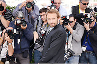 "Mathias Schoenaerts attending the ""De Rouille Et D'os"" Photocall during the 65th annual International Cannes Film Festival in Cannes, 17th May 2012..Credit: Timm/face to face /MediaPunch Inc. ***FOR USA ONLY***"