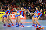 VELUX EHF 2017/18 EHF Men's Champions League Last 16.<br /> FC Barcelona Lassa vs Montpellier HB: 30-28.<br /> Dream Cheers.
