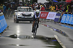 British National Champion Steve Cummings (GBR) Team Dimension Data in action during Stage 1, a 14km individual time trial around Dusseldorf, of the 104th edition of the Tour de France 2017, Dusseldorf, Germany. 1st July 2017.<br /> Picture: Eoin Clarke | Cyclefile<br /> <br /> <br /> All photos usage must carry mandatory copyright credit (&copy; Cyclefile | Eoin Clarke)