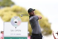 Bernd Ritthammer (GER) during the 3rd round of the SA Open, Randpark Golf Club, Johannesburg, Gauteng, South Africa. 8/12/18<br /> Picture: Golffile | Tyrone Winfield<br /> <br /> <br /> All photo usage must carry mandatory copyright credit (© Golffile | Tyrone Winfield)
