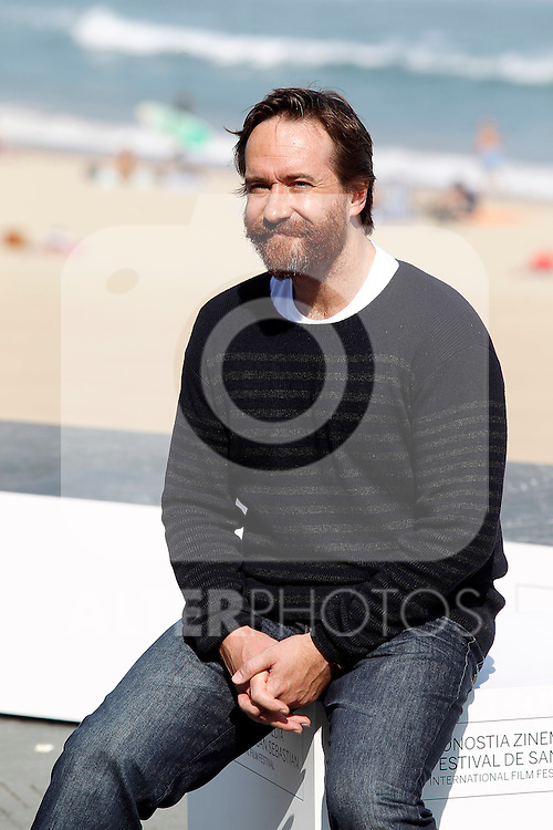 Actor Matthew Macfadyen during the 59th San Sebastian Donostia International Film Festival - Zinemaldia.September 23,2011.(ALTERPHOTOS/ALFAQUI/Acero)