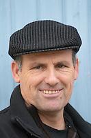 Pierre Gras, winemaker domaine des amouriers gigondas rhone france