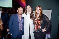 Eren Ehrlech, Liv Sperber and Ronit Levin Delgado