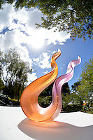 Sofia Athineou, Bubbly, Shapeshifter 2014, Civic Gardens, Lower Hutt, Wellington, New Zealand on Sunday 2 March2014.<br /> Photo by Masanori Udagawa.<br /> www.photowellington.photoshelter.com.