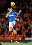 08.05.2018 Aberdeen v Rangers: Jason Cummings and Graeme Shinnie