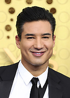 LOS ANGELES - SEPTEMBER 22:  Mario Lopez at the 71st Primetime Emmy Awards at the Microsoft Theatre on September 22, 2019 in Los Angeles, California. (Photo by Xavier Collin/Fox/PictureGroup)