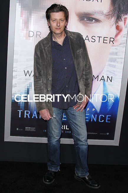"WESTWOOD, LOS ANGELES, CA, USA - APRIL 10: Waylon Krieger at the Los Angeles Premiere Of Warner Bros. Pictures And Alcon Entertainment's ""Transcendence"" held at Regency Village Theatre on April 10, 2014 in Westwood, Los Angeles, California, United States. (Photo by Xavier Collin/Celebrity Monitor)"