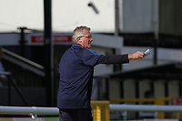 Solihull Moors manager, Tim Flowers during Woking vs Solihull Moors, Vanarama National League Football at The Laithwaite Community Stadium on 24th August 2019