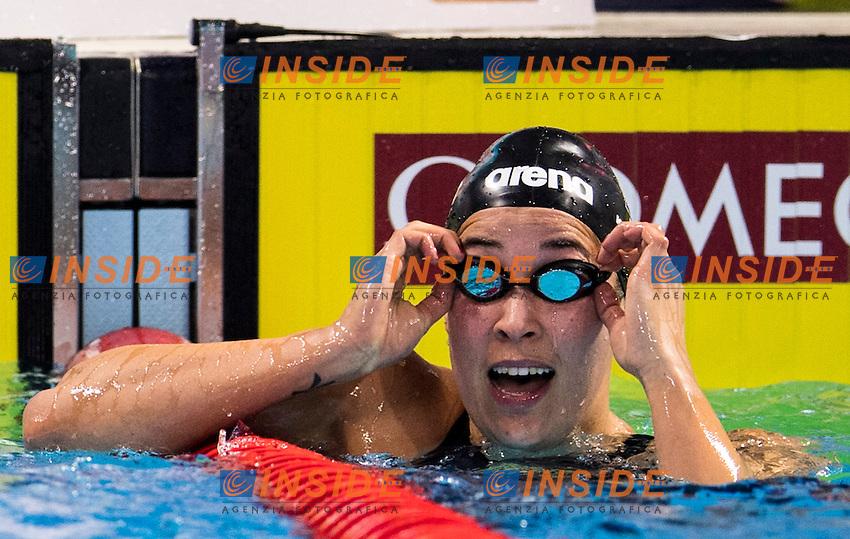 KROMOWIDJOJO Ranomi NED Gold Medal<br /> Women's 50m Freestyle<br /> 13th Fina World Swimming Championships 25m <br /> Windsor  Dec. 11th, 2016 - Day06 Finals<br /> WFCU Centre - Windsor Ontario Canada CAN <br /> 20161211 WFCU Centre - Windsor Ontario Canada CAN <br /> Photo &copy; Giorgio Scala/Deepbluemedia/Insidefoto