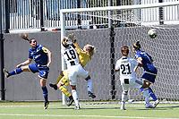 gol Petronella Ekroth<br /> Verona 20-4-2019 Stadio AGSM Olivieri <br /> Football Women Serie A Hellas Verona - Juventus <br /> Juventus win italian championship <br /> Photo Daniele Buffa / Image Sport / Insidefoto