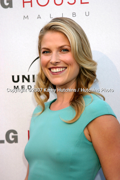 Ali Larter.Universal Media Studios Emmy Party.LG House.Malibu, CA.August 2, 2007.©2007 Kathy Hutchins / Hutchins Photo....