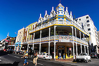 Long Street is one of the major streets in Cape Town, South Africa, famous for its Victorian buildings.