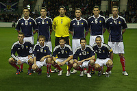 Scotland U21 v Iceland U21 111010