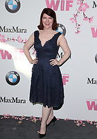 BEVERLY HILLS, CA June 13- Kate Flannery, at Women In Film 2017 Crystal + Lucy Awards presented by Max Mara and BMWGayle Nachlis at The Beverly Hilton Hotel, California on June 13, 2017. Credit: Faye Sadou/MediaPunch