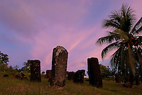 Sunrise at the Stone Monolith