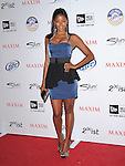 Claudia Jordan at The MAXIM HOT 100 Party held at Eden in Hollywood, California on May 11,2011                                                                               © 2011 Hollywood Press Agency