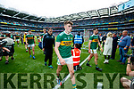 Sean O'Shea, Kerry  after the GAA Football All-Ireland Senior Championship Final match between Kerry and Dublin at Croke Park in Dublin on Sunday.