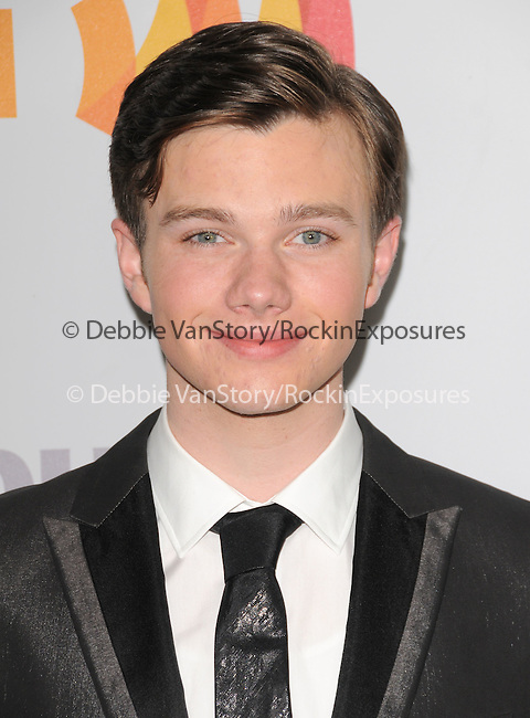 Chris Colfer at the 21st Annual GLAAD Media Awards held at The Hyatt Regency Century Plaza in Century City, California on April 17,2010                                                                   Copyright 2010  DVS / RockinExposures