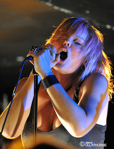 Storm Large live in concert
