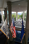 Sunset in the lobby of the Legislative Building in Carson City, Nev., on Friday, May 29, 2015. <br /> Photo by Cathleen Allison
