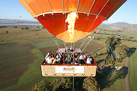 20140929 September 29 Hot Air Ballon Gold Coast