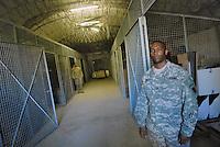 - Camp Ederle US Army base, inside of a bunker used as warehouse in Longare detachment (former Site Pluto)....- base US Army di caserma Ederle, interno di un bunker usato come magazzino nel distaccamento di Longare (ex Site Pluto)