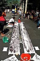 Sydney City and street artists