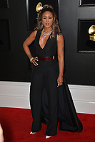 LOS ANGELES, CA - FEBRUARY 10: Eve at the 61st Annual Grammy Awards at the Staples Center in Los Angeles, California on February 10, 2019. Credit: Faye Sadou/MediaPunch