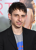 """07 March 2019 - Westwood, California - Moises Arias. """"Five Feet Apart"""" Los Angeles Premiere held at the Fox Bruin Theatre. Photo Credit: Birdie Thompson/AdMedia"""