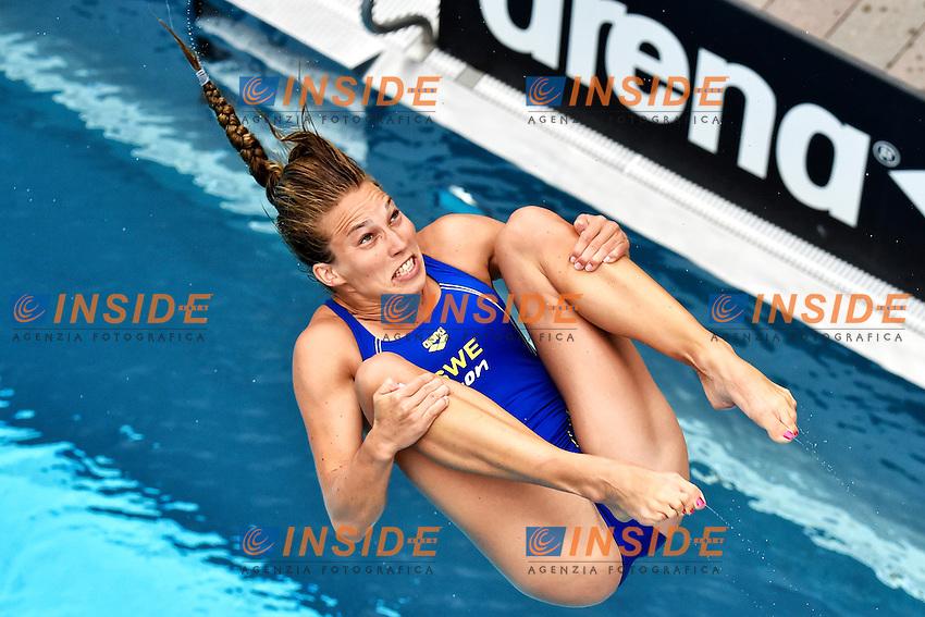 NERO Daniella SWE <br /> 3m Springboard Women Semi-Final - Trampolino 3m Donne Semifinale <br /> Bolzano 02-08-2014 <br /> 20 Fina Diving Grand Prix <br /> Photo Andrea Staccioli/Insidefoto
