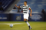 09 December 2011: UNCC's Charles Rodriguez. The Creighton University Bluejays played the University of North Carolina Charlotte 49ers to a 0-0 overtime tie, the 49ers won the penalty shootout 4-1 to advance at Regions Park in Hoover, Alabama in an NCAA Division I Men's Soccer College Cup semifinal game.