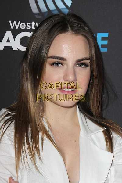 LOS ANGELES, CA - FEBRUARY 12: JoJo at the 2016 Grammys Radio Row Day 1 presented by Westwood One, Staples Center, Los Angeles, California on February 12, 2016.   <br /> CAP/MPI/DE<br /> &copy;DE//MPI/Capital Pictures