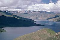 Yamdrok Tso (the Turquoise Lake) IV.