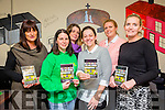 Launching the short film, 'The Big Score' by the MY Project were l-r: Lorraine McIntyre, Madeline Frissung, Sharon Roche, Nicola O'Sullivan, Elaine McKenna and Caroline Duane