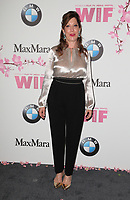 BEVERLY HILLS, CA June 13- Kirsten Schaffer, at Women In Film 2017 Crystal + Lucy Awards presented by Max Mara and BMWGayle Nachlis at The Beverly Hilton Hotel, California on June 13, 2017. Credit: Faye Sadou/MediaPunch