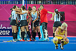 Olympics 2012, hockey, Australian team qualified for semi
