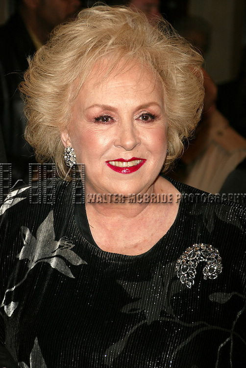 Doris Roberts attending the Opening night performance of Neil Simon's THE ODD COUPLE at the Brooks Atkinson Theatre in New York City on <br /> October 27, 2005