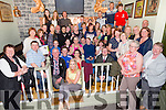 Fundraiser in aid of Recovery Haven and Palliative care at Kerry general hospital.This fundraising was done by Eileen Kennedy Scanlon having her head shaved at the Brogue Inn on Friday