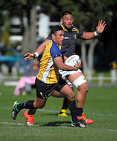 150912 Rugby - Wellington Development v Wellington Samoan
