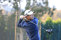 Jazz Janeewattananond (THA) on the 11th tee during Round 1 of the UBS Hong Kong Open, at Hong Kong golf club, Fanling, Hong Kong. 23/11/2017<br /> Picture: Golffile | Thos Caffrey<br /> <br /> <br /> All photo usage must carry mandatory copyright credit     (&copy; Golffile | Thos Caffrey)
