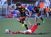 2014.07.18 U19 Norway - Belgium