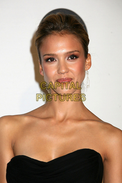 JESSICA ALBA.2006 NCLR ALMA Awards at the Shrine Auditorium - Pressroom, Los Angeles, California, USA..May 7th, 2006.Photo: Byron Purvis/AdMedia/Capital Pictures.Ref: BP/ADM.headshot portrait strapless.www.capitalpictures.com.sales@capitalpictures.com.© Capital Pictures.