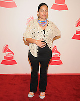LAS VEGAS, NV - November 14: Anna Tijoux attends the Latin Grammys Person of the Year red carpet arrivals at the MGM Grand on November 14, 2012 in Las Vegas, Nevada. Photo By Kabik/ Starlitepics/MediaPunch Inc. /NortePhoto